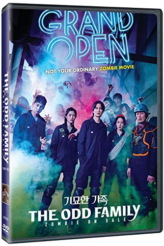 Amazon Com The Odd Family Zombie On Sale Korean Audio English Subtitles All Region Jung Jae Young Kim Nam Gil Movies Tv