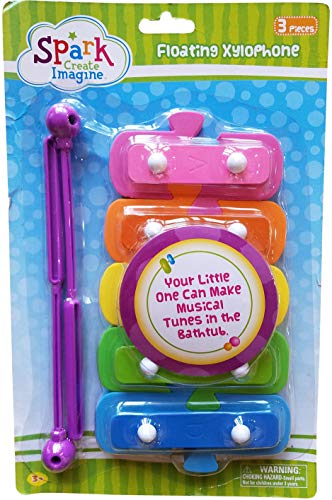 (Music Bath Tub Toy Floating Xylophone)
