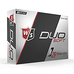 Wilson Staff Duo Soft - White