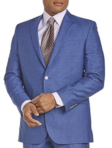Jack Victor Large & Tall Linen Sport Coat