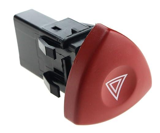 Peligro de Luz Advertencia Tablero Interruptor de Botón Rojo: Amazon.es: Electrónica