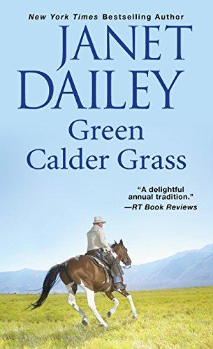 book cover of Green Calder Grass