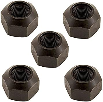 BRITPART Wheel NUT for Steel Wheel Set of 10 Compatible with Land Rover Defender 90 /& Series 3 Part # RRD500010