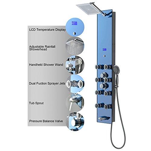 Aqua Shower Panels - 1