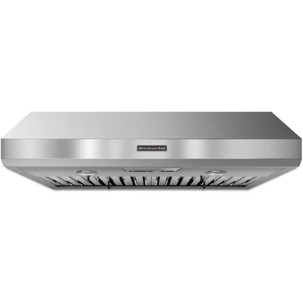 Kitchenaid KXU8036YSS 36-Inch Commercial-Style Series Under-the-Cabinet Hood