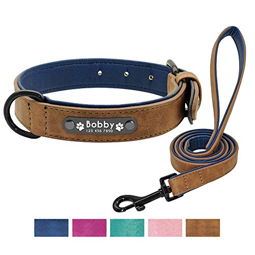 Didog Leather Engraved Personalized Nameplate product image