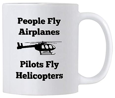 Amazon com   Casitika Helicopter Pilot Gifts  11 oz Pilots