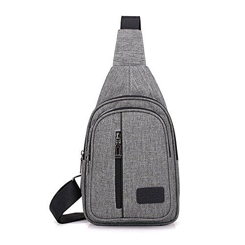 Styhatbag Sling Bag Hombro Pecho Cross Body Mochila Ligera Casual Daypack