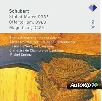 Schubert: Stabat Mater; Offertorium; Magnificat (2004)