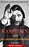 Front cover for the book Rasputin and the Russian Revolution by Catherine Radziwill