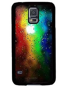 Diy Aqua 3D Pattern TPU Samsung Galaxy S5 I9600 Phone Cases