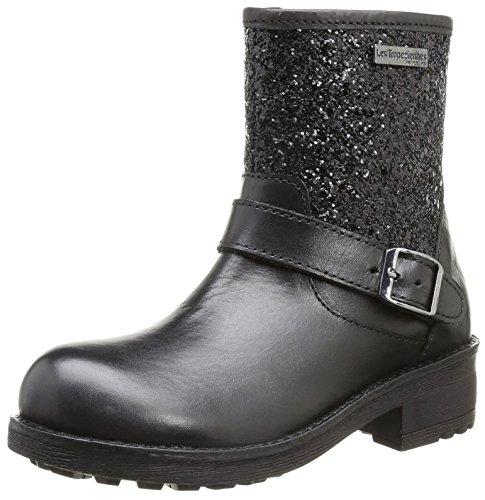 Noir Boots Brillant Belarbi Fille Tropéziennes Luma noir Les Par M nAxRHg747