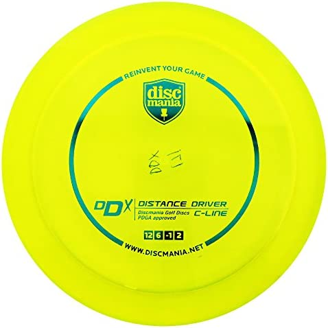 Discmania c-line DDX距離ドライバーゴルフディスク[ Colors May Vary ]