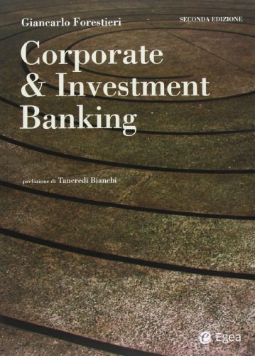 Corporate & investment banking Giancarlo Forestieri