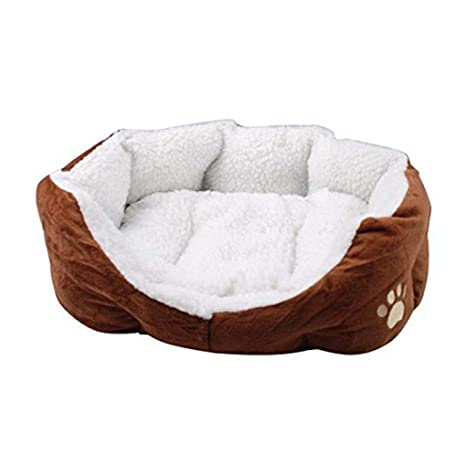 Perro Gato Cuddler del Gato del Perro del Amortiguador Cama ortopédica Relief Animales casa de la