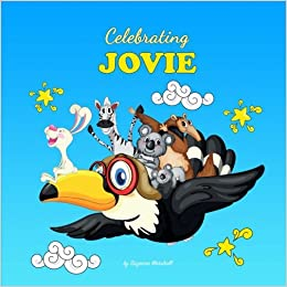 Celebrating jovie personalized baby book personalized baby gifts celebrating jovie personalized baby book personalized baby gifts baby shower gifts baby gifts baby books personalized childrens books negle Image collections