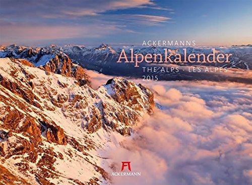 Ackermanns Alpenkalender 2015