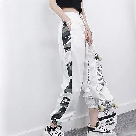 Dongwall Pantalones De Mujer Pantalones De Mujer Harlan Pantalones De Cintura Alta Para Mujer Pantalones Holgados Delgados Ocasionales Pantalones De Mujer Ropa Interior De Mujer Xxl Amazon Es Hogar