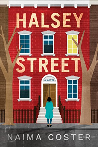 book cover for halsey street by naima coster