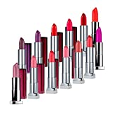 Maybelline New York Color Sensational Set 12-Piece Lipstick Collection