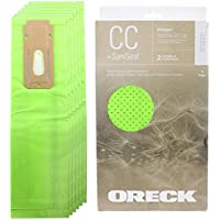 Oreck CC XL Vacuum Cleaner Upright Hoover Bags (Pack of 6)