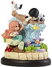 Precious Moments 202033 Disney The Little Mermaid Love Brings Our Worlds Together Resin Musical