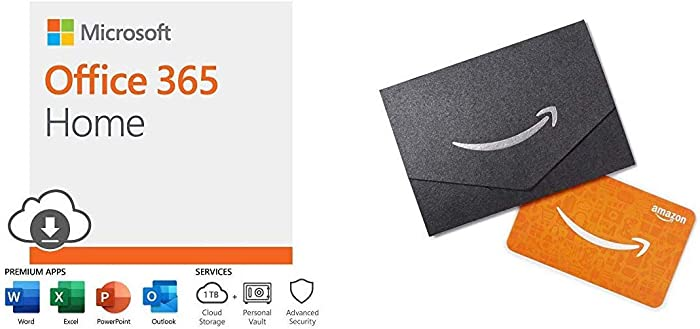 The Best Microsoft Office Amazon Gift Card