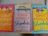 download ebook shopaholic 3 book series (shopaholic series, shopaholic & baby, shopaholic & sister and shopaholic ties the knot, series of 3 books) pdf epub