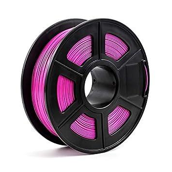 W-Shufang,3D Filamento de Impresora 3D 1.75mm 1kg / 2.2lbs PLA ...