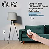 DEWENWILS Indoor Remote Control Outlet, Expandable