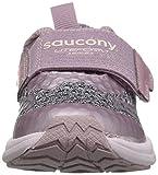 Saucony Girls' Baby Liteform Sneaker, Blush, 5