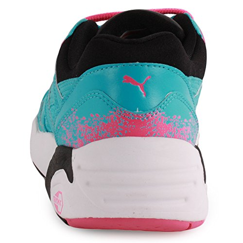 Puma Trinomic R698 sport Sneaker women Trainers 357331 01 white