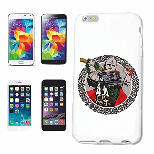 caja del teléfono iPhone 6S KNIGHTSWORD KNIGHT KNIGHT ARMOUR Ritterburg CASCO PROTECTOR KNIGHTSWORD KNIGHT KNIGHT ARMOUR Ritterburg CASCO PROTECTOR Caso duro de la cubierta Teléfono Cubiertas cubier