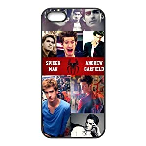 Andrew Garfield Printing iphone 4s Cases,Hard Silicone+PC Material, Case for iPhone 4 4s,Rubber Case Cover
