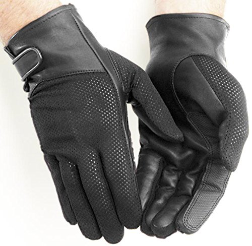 River Road Pecos Mesh Womens Gloves , Gender: Womens, Size: XL, Primary Color: Black, Apparel Material: Textile XF09-1364