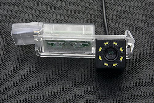 Reversing Vehicle-Specific Camera Integrated in Number Plate Light License Rear View Backup camera for VW Golf 7 5G MK7 Golf7 3D 5D 2012~2018
