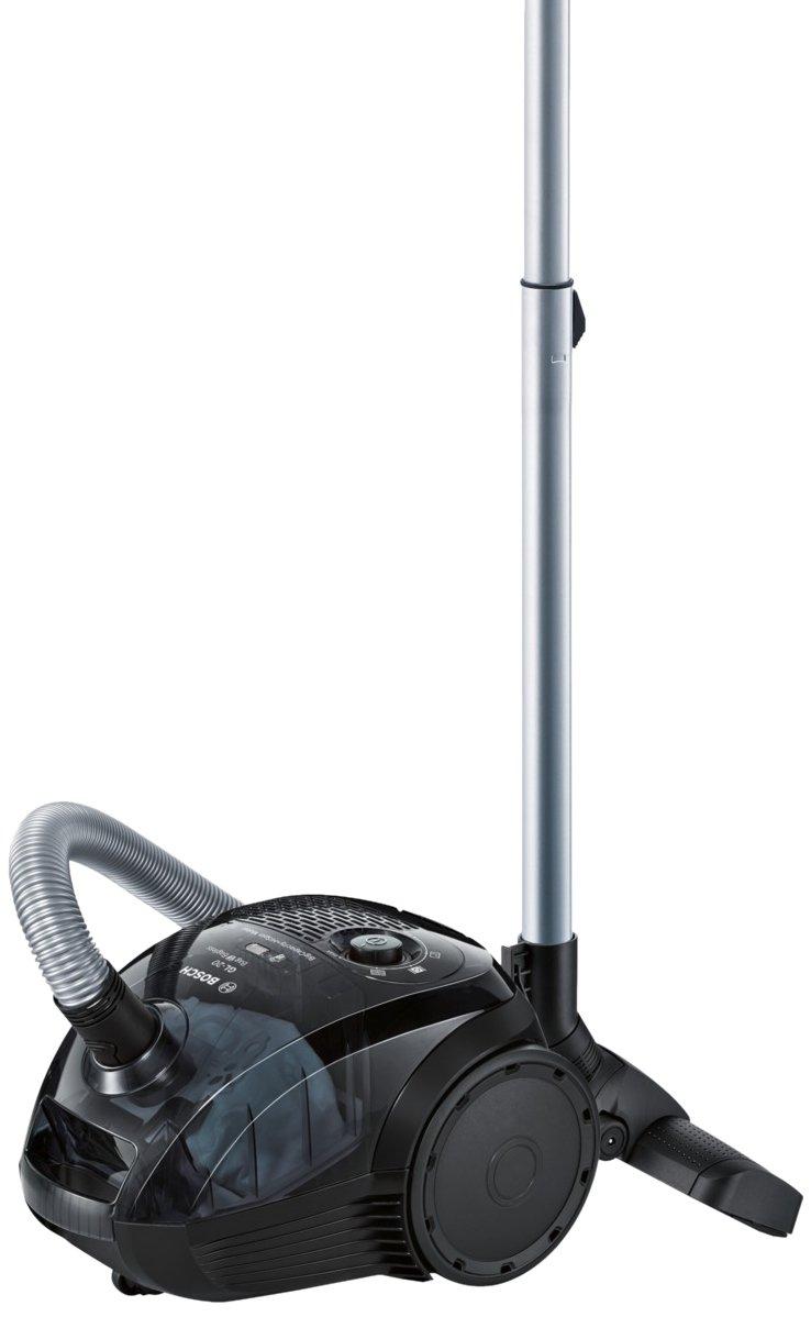 Bosch BGL2UA3008 Aspirapolvere a Carrello Senza Sacco, 600 W