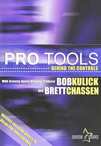 (Pro Tools: Behind The Controls how to learn Digidesign Pro Tools instructional video )