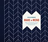 #10: Make and Mend: Sashiko-Inspired Embroidery Projects to Customize and Repair Textiles and Decorate Your Home