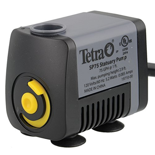 Tetra Pond 14938 Statuary 75 GPH Pump by Tetra Pond