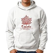 Eddany Maple Canada Wheelchair Basketball Hoodie