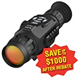 ATN ThOR HD 640 Smart Thermal Riflescope w/1080p Video, WiFi, GPS, Image Stabilization, Range Finder, Shooting Solution and IOS and Android Apps