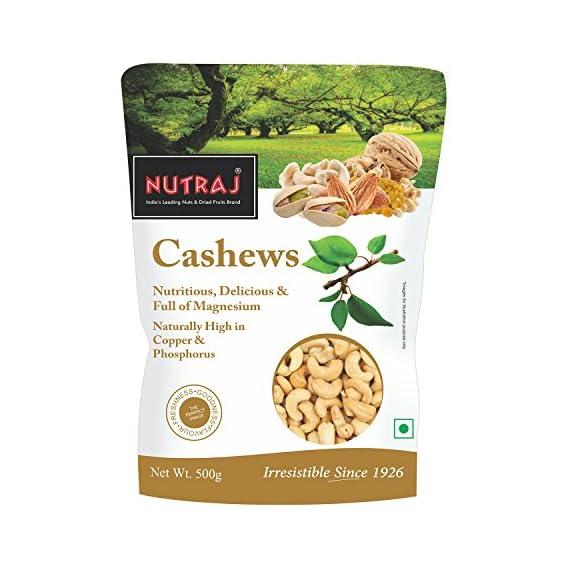 Nutraj Special Cashew Nuts W320 500g