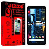 Jizzo flexible tempered Glass Screen Protector For Google Pixel 2 XL