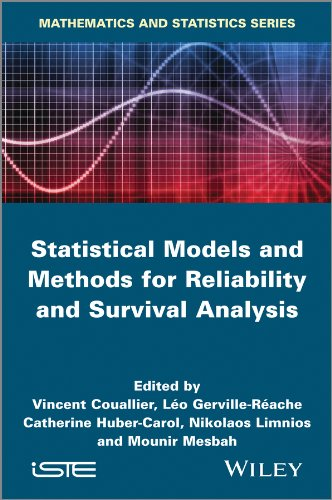 Download Statistical Models and Methods for Reliability and Survival Analysis (Iste) Pdf