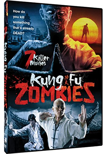 Kung Fu Zombies - 7 Movie Collection