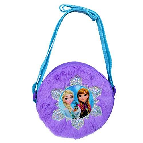 Disney Toddler Preschool Purse Handbag (Disney Frozen Plush Crossbody Bag) -