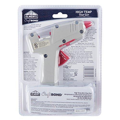 Elmer's Craft Bond High-Temp Mini Hot Glue Gun, 10W (E6048) Photo #12