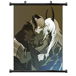 Lamento Anime Fabric Wall Scroll Poster (16x20) Inches