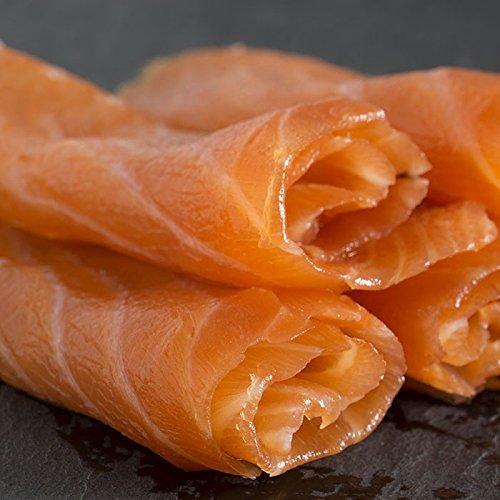 (Solex Catsmo Nova Smoked Salmon - 1lb Presliced Package)